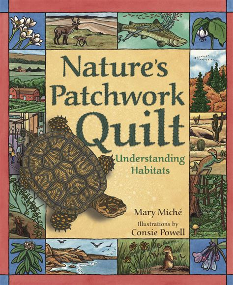 Facts About Patchwork - nature s patchwork quilt