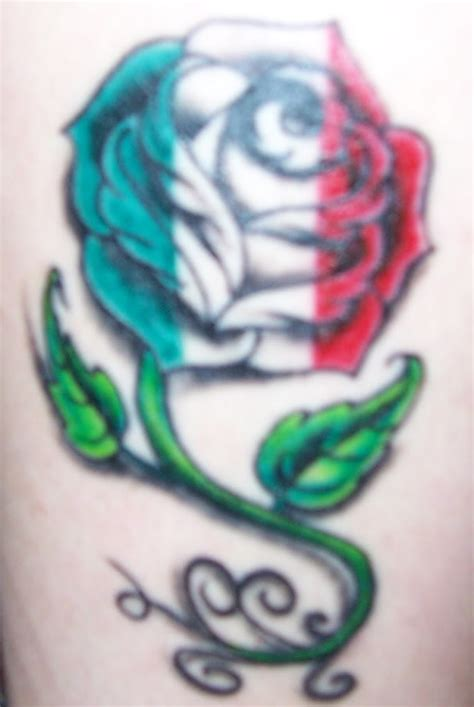 italian flag tattoos italian flag www pixshark images