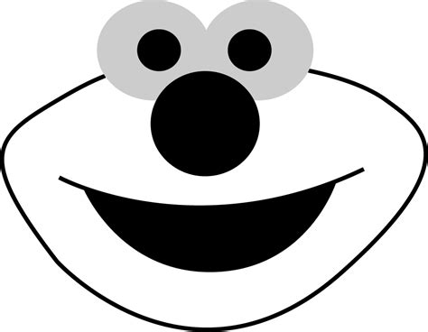 elmo pumpkin template easy elmo pumpkin carving stencil template free