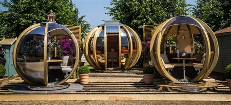 Futuristic Kitchen Designs eight off grid capsule homes that promote green living
