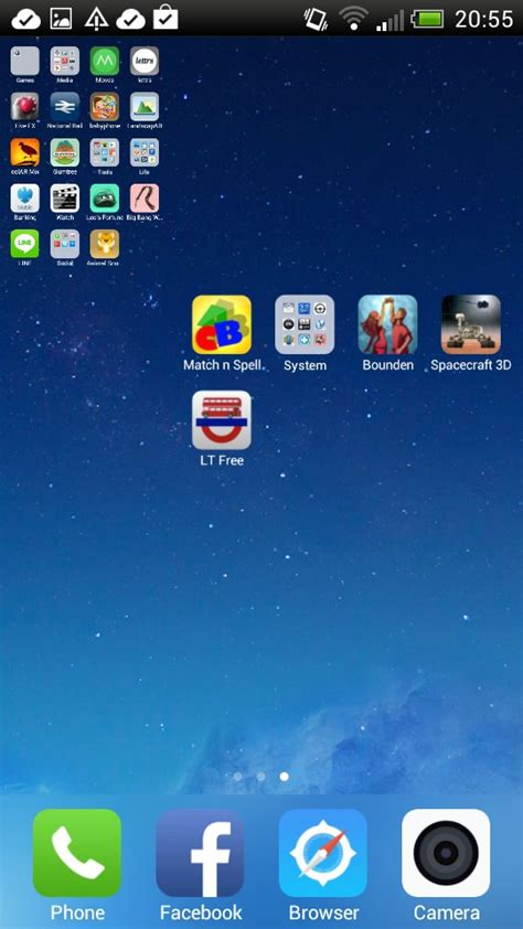 cool launchers for android cool launcher ios 7 flat style soft for android free cool launcher ios 7 flat