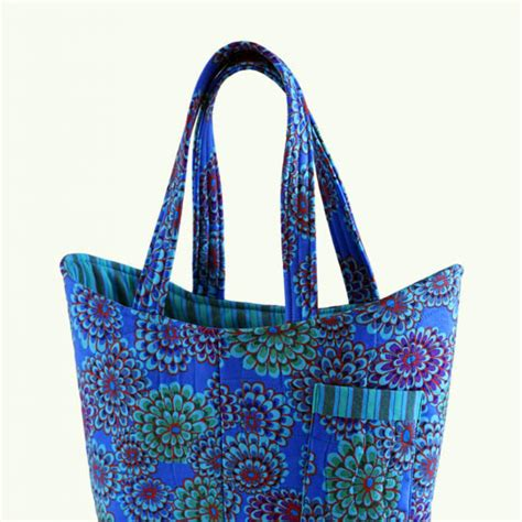 Quilted Bag by Quilted Tote Bag Allpeoplequilt
