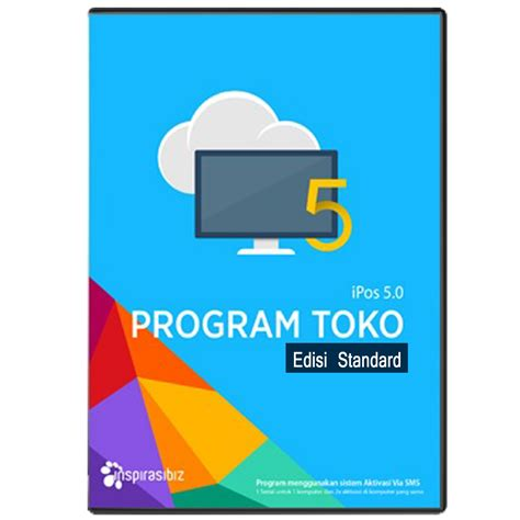 Software Restoran Edisi Standar jual software toko ipos 5 0 versi standard kios barcode