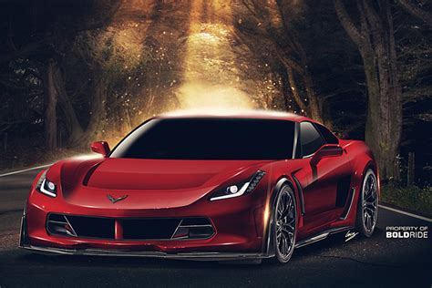corvette c7 2018 report says mid engine corvette to replace c7 in late 2018