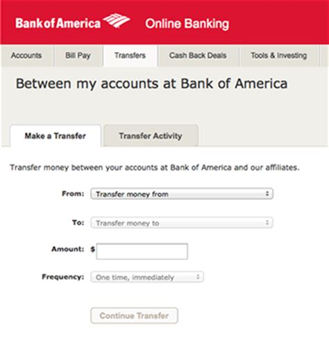 wire money bank account how to make a wire transfer bank of america