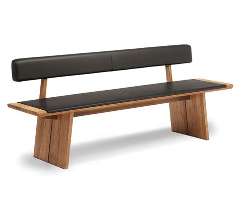 leather and wood bench wooden luxury benches team 7 nox wharfside