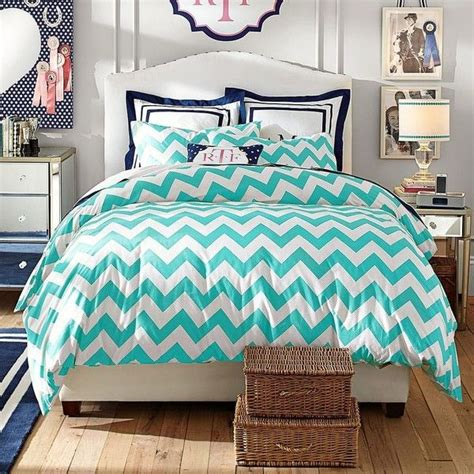 blue chevron comforter 25 best ideas about chevron bedding on pinterest grey