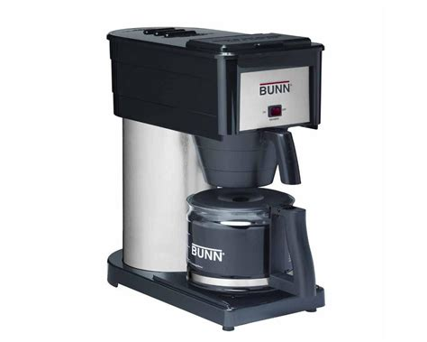bunn o matic 10 cup professional coffee brewer walmart