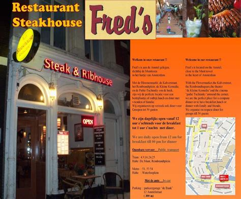 boat rental service amsterdamse bos fred s steak ribhouse home amsterdam netherlands