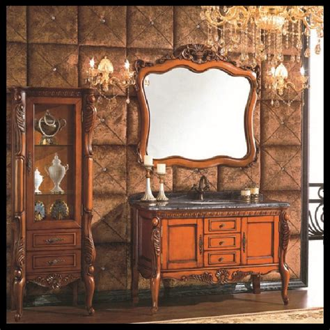 antique style bathroom vanities high quality european style antique bathroom cabinet