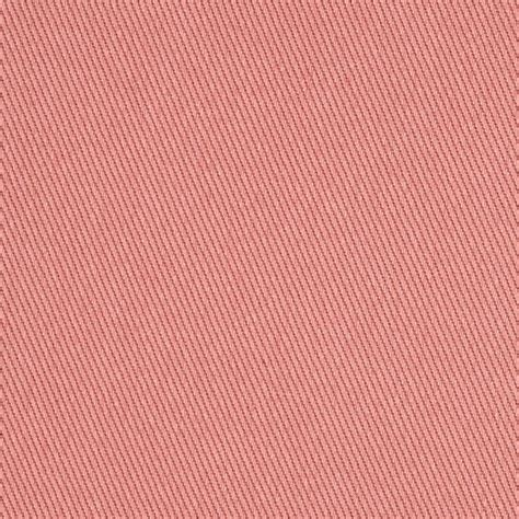 Low Country Home Decor by Kaufman Ventana Twill Solid Salmon Pink Discount
