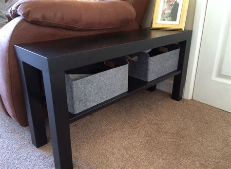 ikea lack bench ikea hack lack tv bench as side table ikea pinterest