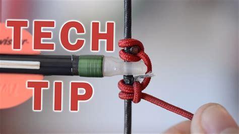how to tie d loop