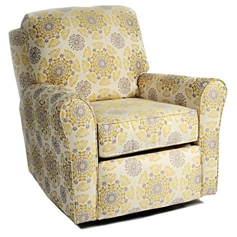 yellow pattern recliner 325 best quot stylin reclining chairs quot images on pinterest