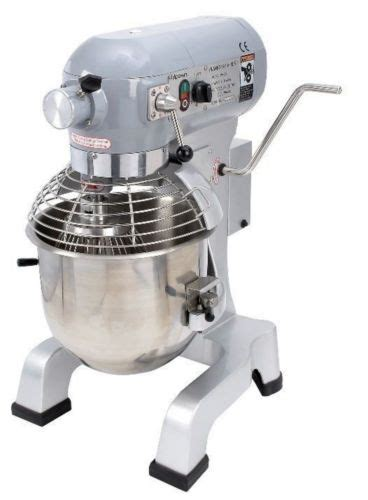 bench mixer you are ordering the following