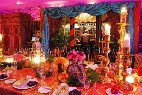 themed social events moroccan theme centerpieces ideas for social private or