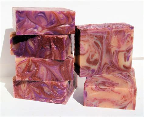 Handcrafted Artisan Soap - cranberry fig handcrafted artisan soap aftcra