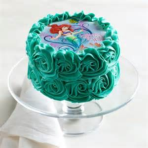 little mermaid cake williams sonoma