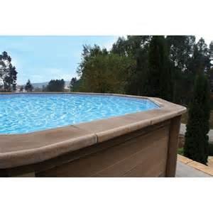 piscine aspect bois kit piscine b 233 ton aspect bois naturalis