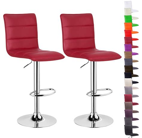 leather breakfast bar stools bar stools set of 2 1 faux leather adjust breakfast chair
