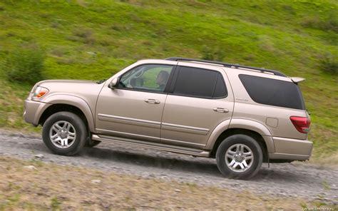 2005 Toyota Sequoia Specs 2005 Toyota Sequoia Pictures Information And Specs