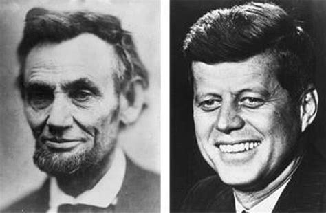 lincoln and jfk kennedy lincoln 1