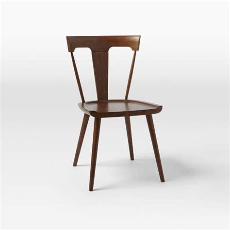 Define Livingroom splat dining chair west elm