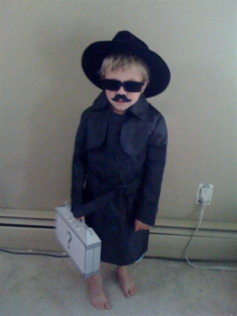 spy costume costumes fc