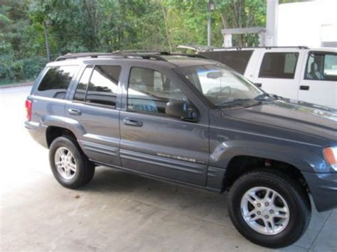 2000 Jeep Grand Limited 4x4 Purchase Used 2000 Jeep Grand Limited 4x4 No