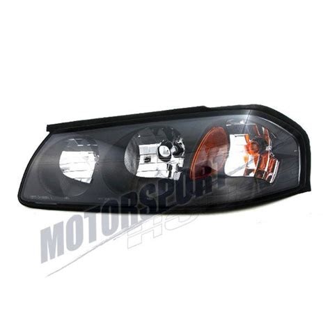 2004 chevy impala headlight find 2000 2004 chevy impala base ls ss driver single side