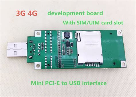 how to convert 3g sim card into 4g template aliexpress buy pcie mini converted to usb 3g 4g