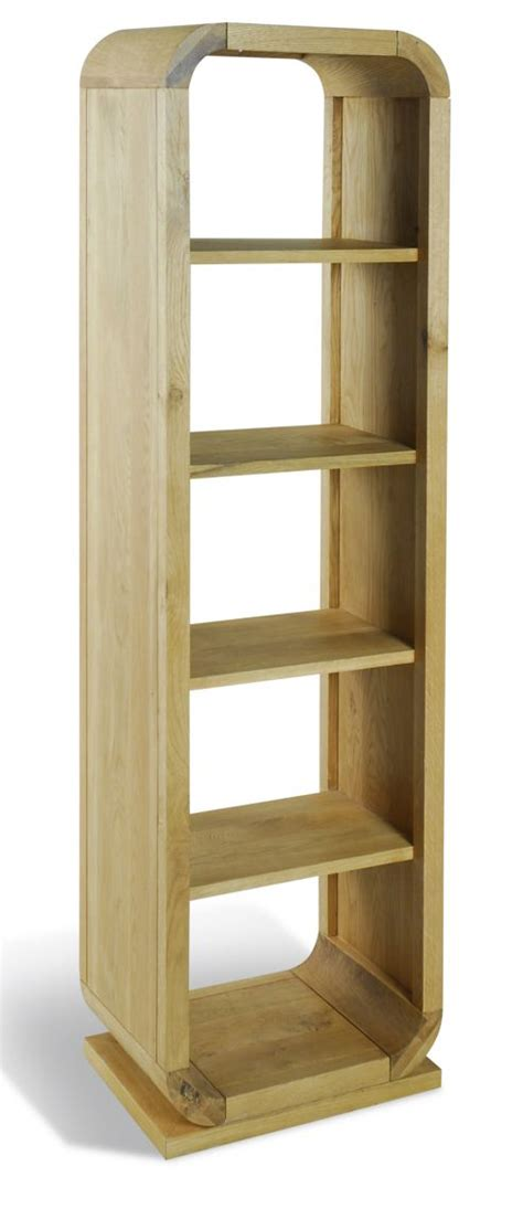 buy oceans apart cadence oak open back four shelves unit