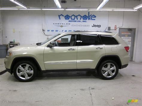 gold jeep grand cherokee 2011 white gold metallic jeep grand cherokee limited 4x4