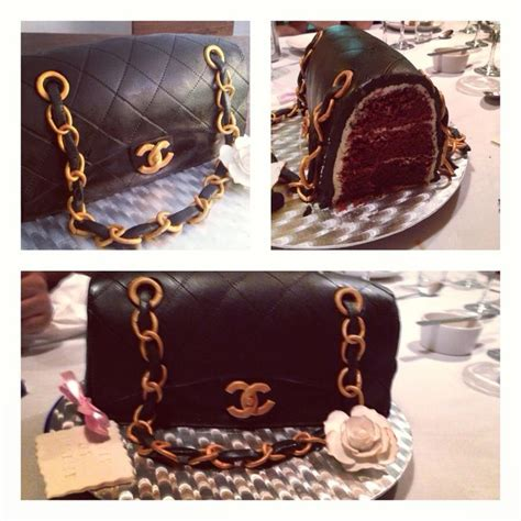 Channel Carlo Bag 1000 ideas about chanel birthday cake on
