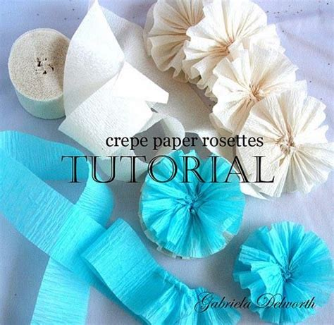 Things To Make With Crepe Paper - i the many things you can do with inexpensive crepe