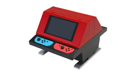 arcade console nintendo switch transformez votre console en borne d