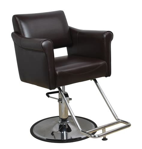 hair styling chairs the kennedy brown salon chair