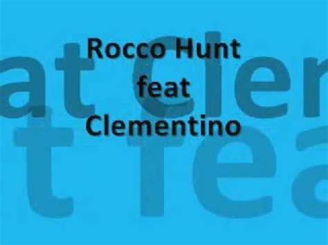 testo giungla clementino hunt o reggae de guagliune ft clementino spe