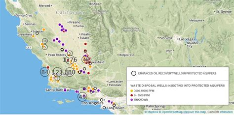 california fracking map california officials won t test more water for