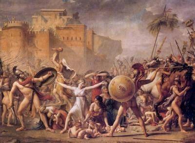 imagenes sensoriales de la iliada la iliada mitologia griega