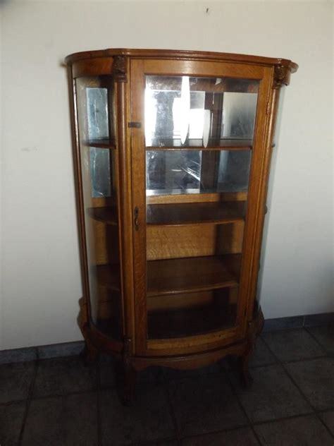 antique cabinets for sale antique oak curio cabinet for sale classifieds