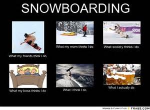 Snowboarding Memes - trending snowboard meme