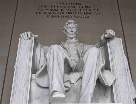 president lincoln memorial quotes abraham lincoln memorial quotesgram