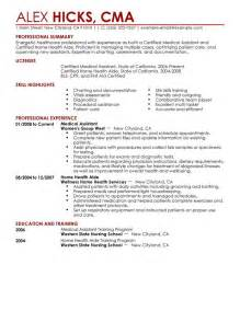 impactful professional healthcare resume exles