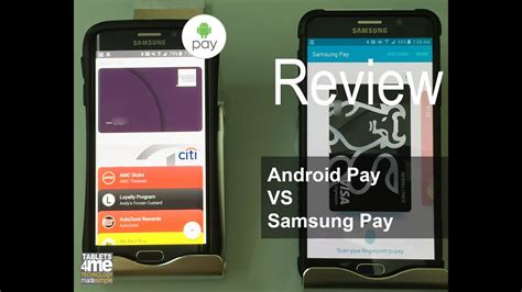 R Samsung Pay Why I Chose Samsung Pay Android Pay