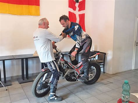 Trial Motorrad Einsteiger by Trial Einsteigertraining F 252 R Jedermann Ausprobiert In
