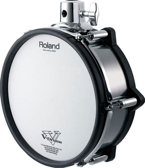 Drum Pad Besar 10 Inch roland drum pad pd 108 10 inch v pad drum pad drums and