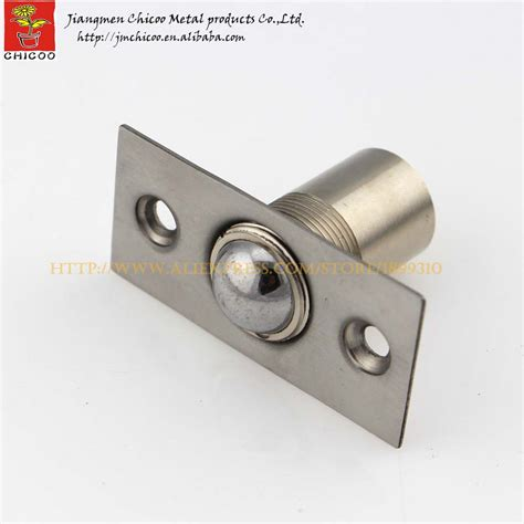 Cabinet Door Catches by Hi Q Stainless Steel 304 Cylindrical Adjustable Door