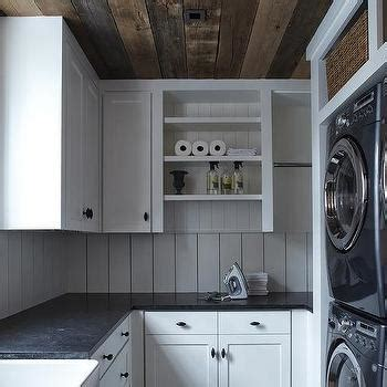 rustic laundry rooms country laundry room john hummel rustic laundry room with plank cabinets country