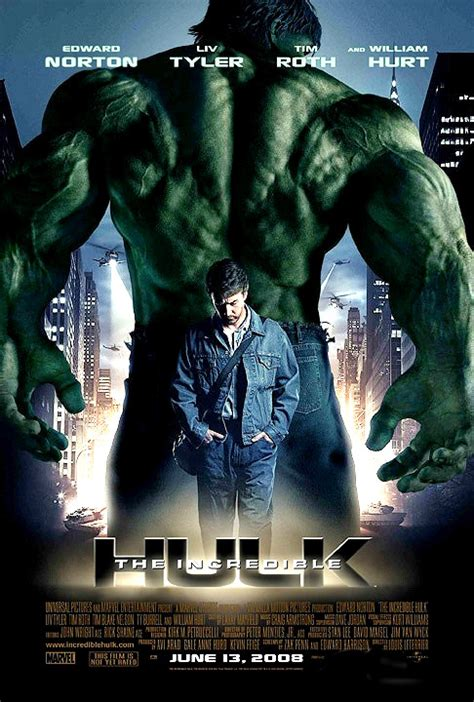 The Incredible Hulk 2008 Film My Movie Review Imdb Copyright The Incredible Hulk 2008